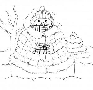 cold-snowman-300x291