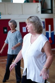 Fitness for the Over 50s - 021