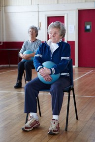Fitness for the Over 50s - 032