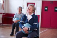 Fitness for the Over 50s - 033