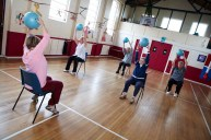 Fitness for the Over 50s - 040