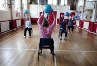 Fitness for the Over 50s - 044