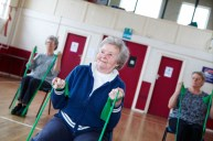 Fitness for the Over 50s - 049