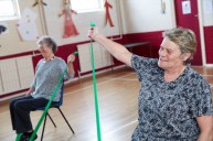 Fitness for the Over 50s - 054