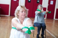 Fitness for the Over 50s - 059