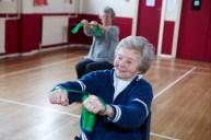Fitness for the Over 50s - 060