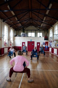 Fitness for the Over 50s - 082