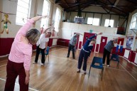Fitness for the Over 50s - 087