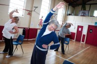 Fitness for the Over 50s - 090