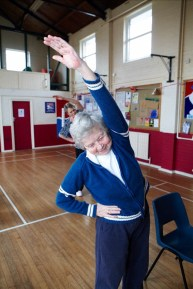 Fitness for the Over 50s - 093