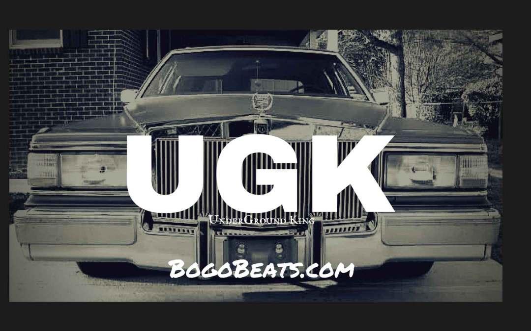 UGK – UnderGround Kings (Beat)