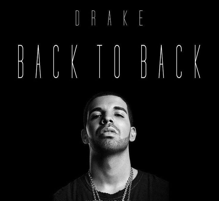 Back to Back (Drake vs Mills) type beat.
