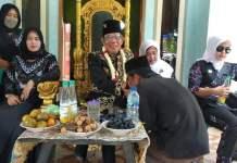 Inilah sosok Iskandar Jamaludin Firdaus yang mengaku sebagai Raja dari Kerajaan Angling Darma Pandeglang