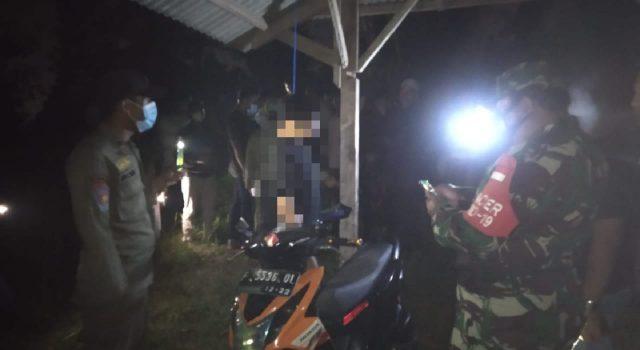 Heboh, Warga Citeko Temukan Mayat Diduga Gantung Diri di Jalan Alternatif Taman Safari Indonesia