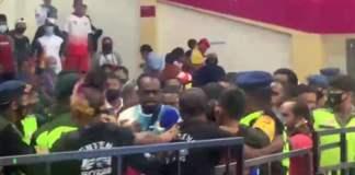 Pertandingan Tinju PON Papua Ricuh, Jill Mandagie Jadi Sasaran Massa