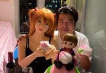 Wow! Kerap Disakiti Wanita, Pria Ini Nekat Berpacaran Dengan Boneka Seks