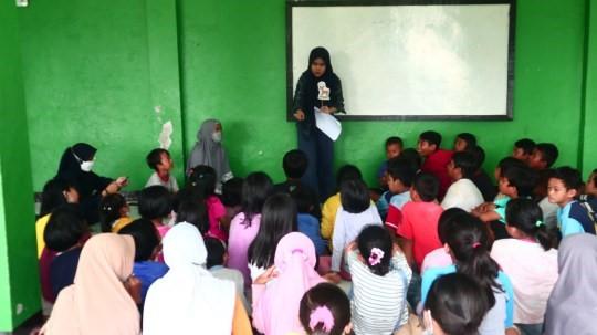 Sanggar Juara Menerapkan Dua Pilar Pendidikan Karakter Anak