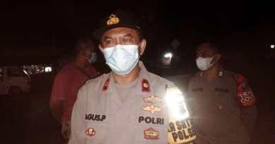 Kapolsek Cibungbulang, Pimpinan Patroli Dugaan Aksi Gank Motor