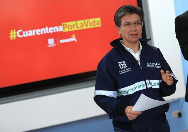 Alcaldía establece horarios de entrada a Bogotá para el 23 y 24 de marzo - Foto: Comunicaciones Alcaldía Bogotá