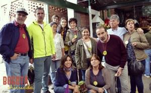 Turismo en la Plaza de mercado
