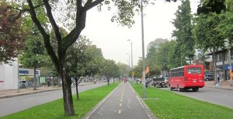 Ciclovia Bogota cicloruta
