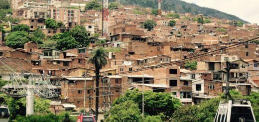Metrocable Medellin colombia