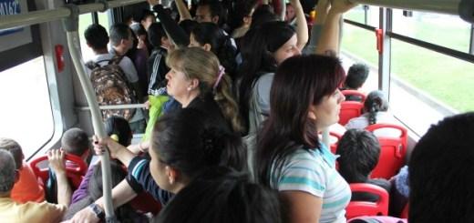public transportation in bogota colombia