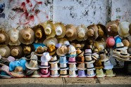 hats in cartagena colombia