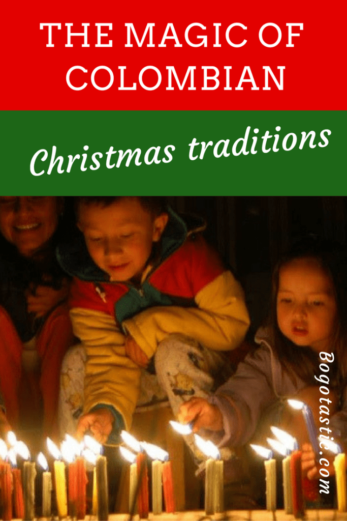 christmas traditions in colombia