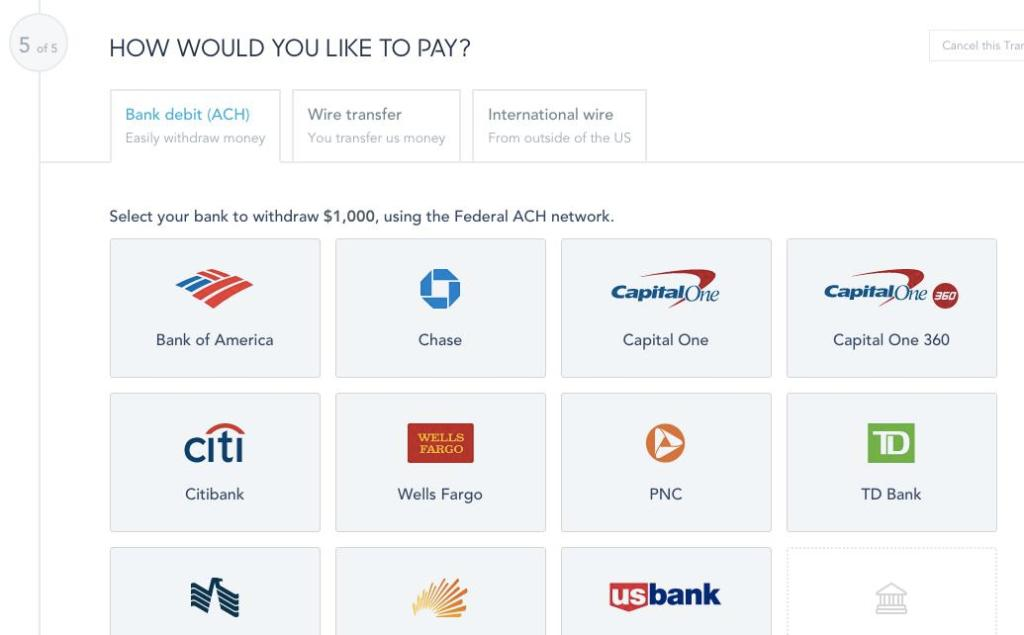 transfer money to colombia with transferwise
