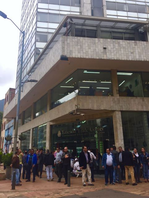 emerald trade center bogota
