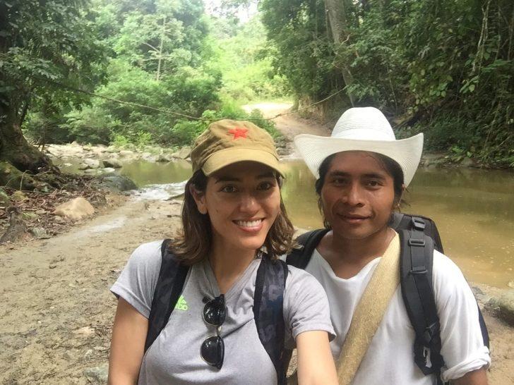 ciudad perdida hike santa marta colombia