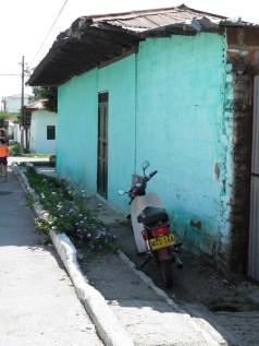 street in Lerida