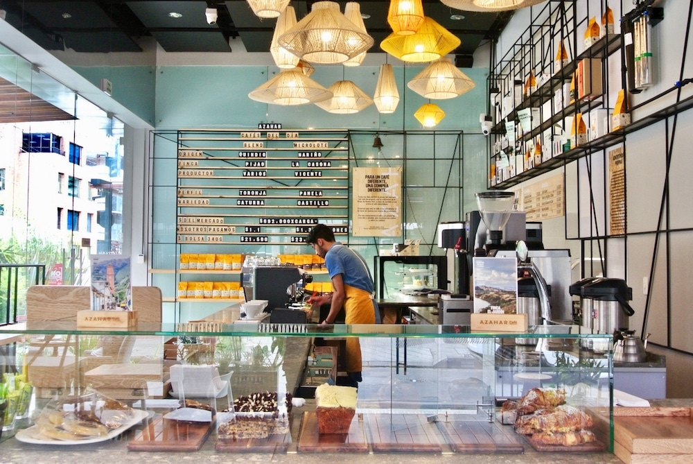 Where To Find The Best Coffee In Bogotá