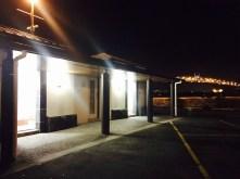 Westhaven Drive public toilets