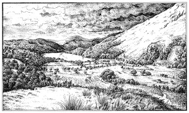 Ilyn Gwynant Panorama 1