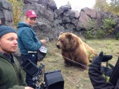 I am wondering why the bear gets all the snacks