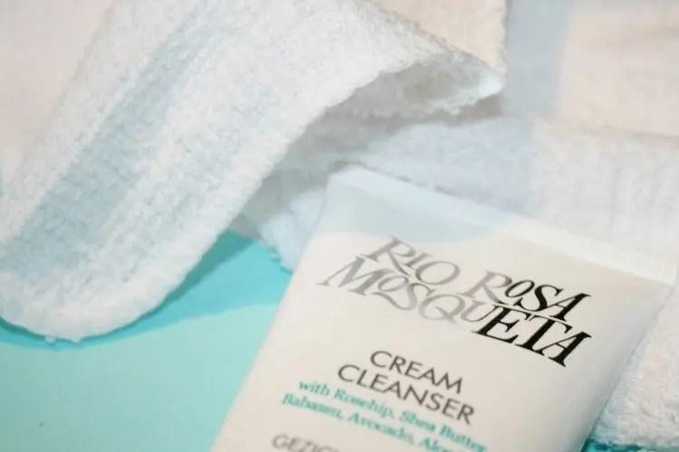 Cream Cleanser Rio Rosa Mosqueta