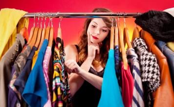 Ako nájsť dostatok miesta pre všetko vaše oblečenie?