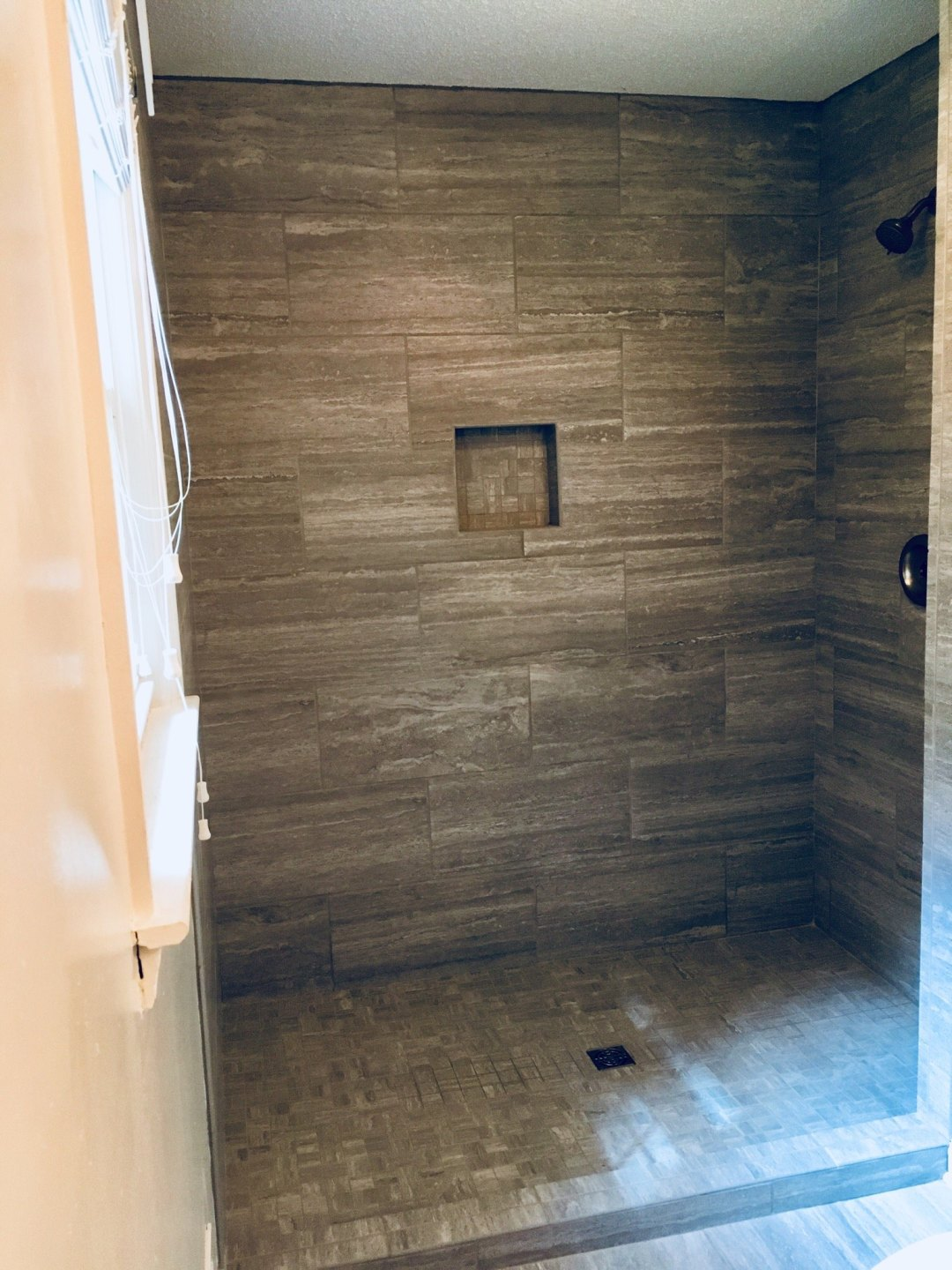 Custom shower in Spartanburg, SC