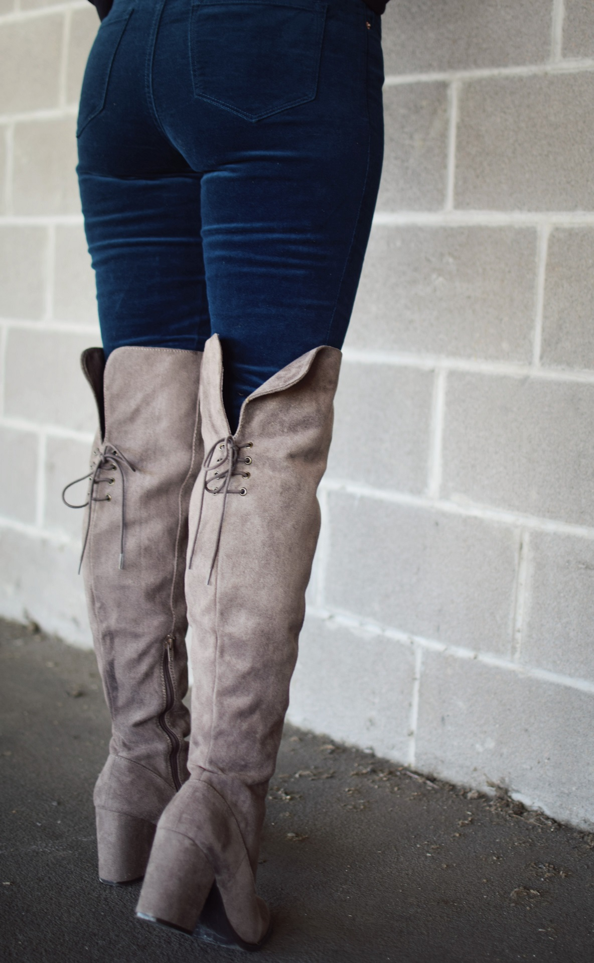 kohls over the knee boots