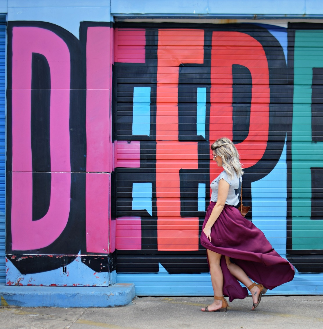 deep ellum mural dallas texas