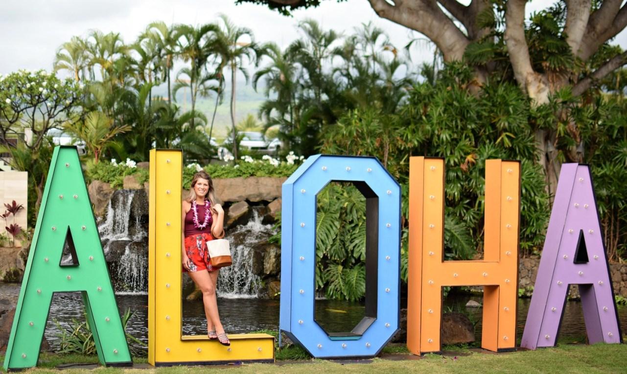 weilea beach resort maui hawaii babymoon