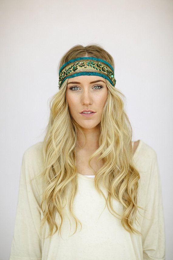 Bohemian Hair Accessories ModernBohemianClass