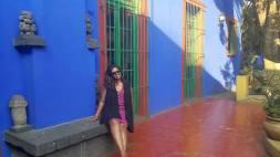 At La Casa Azul