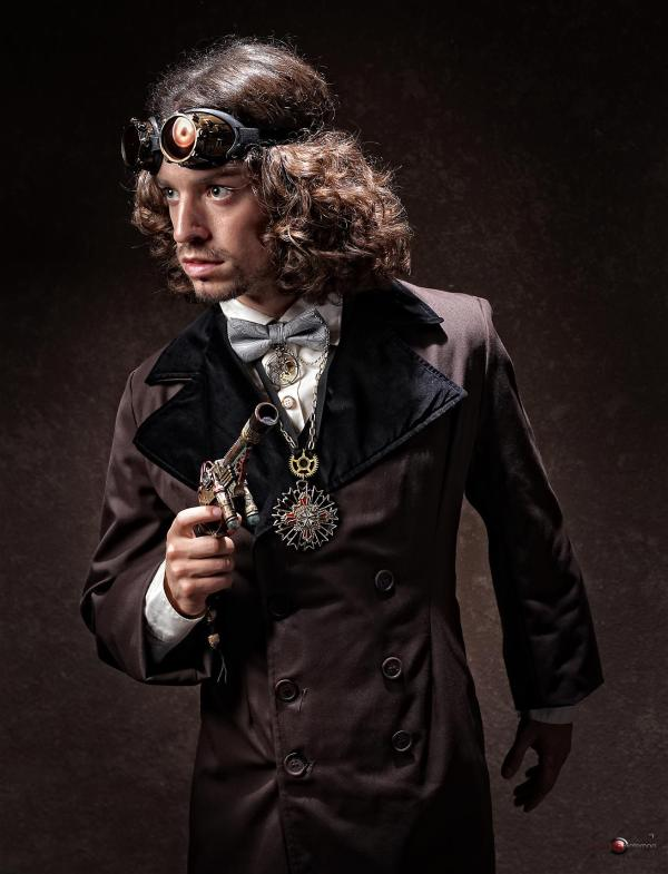 Steampunk Fashion Bohemianromance