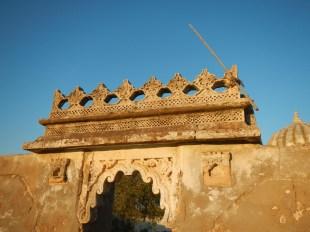 Inside Lakhpat