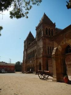 First Neo Gothic Architecture of British India