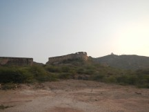 Fort on a hill