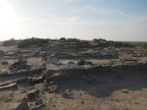Ruins from thousands of years ago